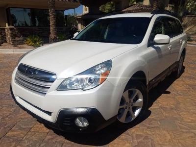 2013 Subaru Outback 2.5i Premium AWD 4dr Wagon CVT
