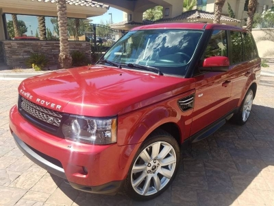 2013 Land Rover Range Rover Sport HSE 4x4 4dr SUV