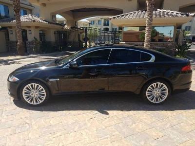 2012 Jaguar XF Portfolio 4dr Sedan