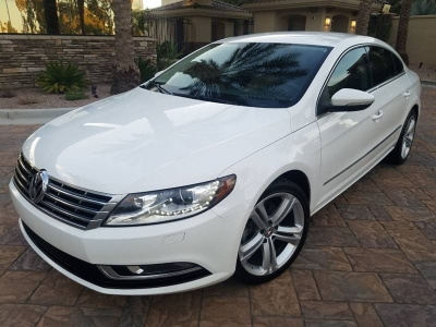 2013 Volkswagen CC Sport Plus 4dr Sedan 6A