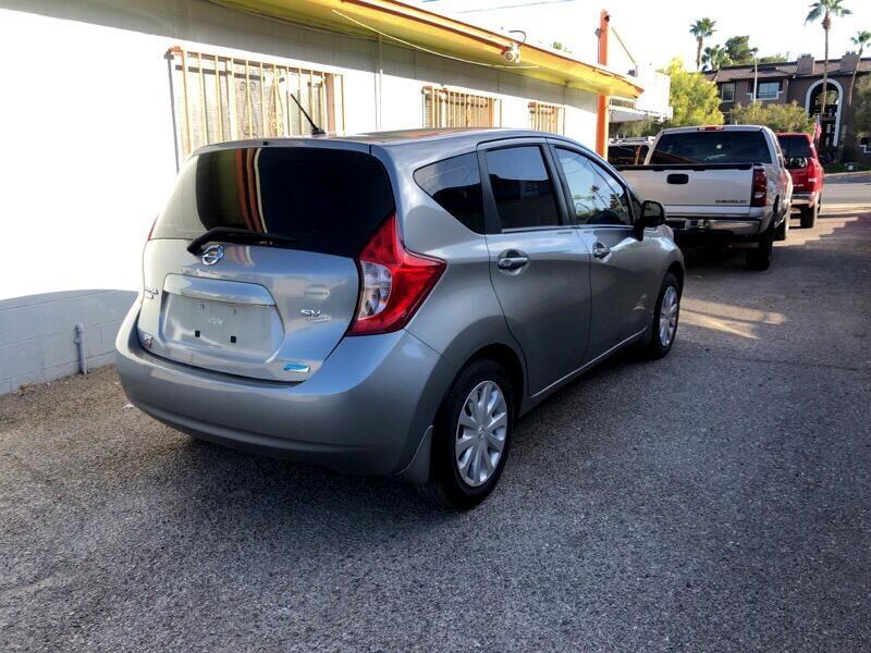 Nissan Versa Note 2014 price $5,999