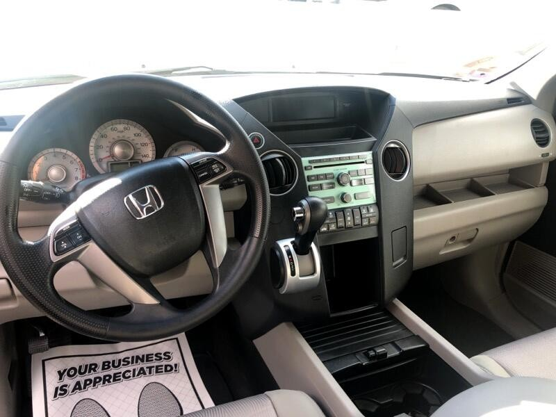 Honda Pilot 2011 price $11,998