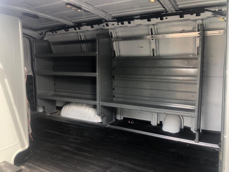 GMC Savana Cargo Van 2017 price $15,500