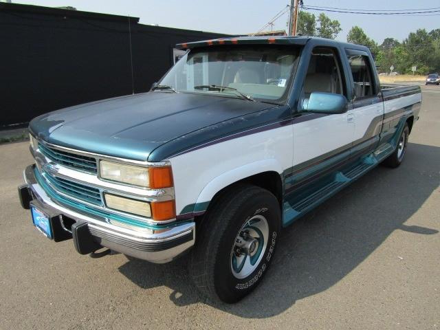 1994 Chevrolet Silverado 3500HD