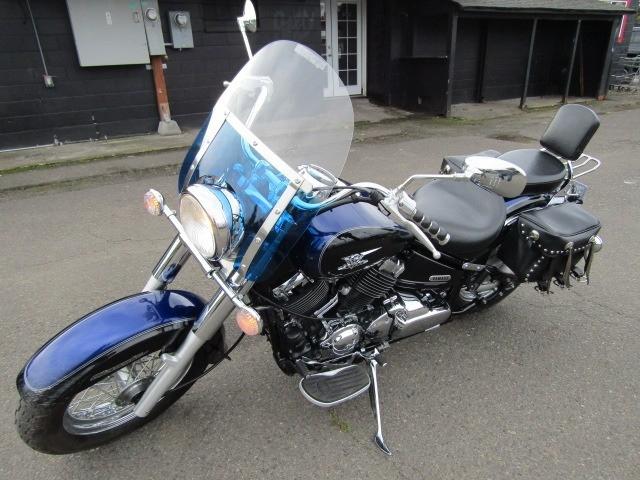 2006 YAMAHA XVS650