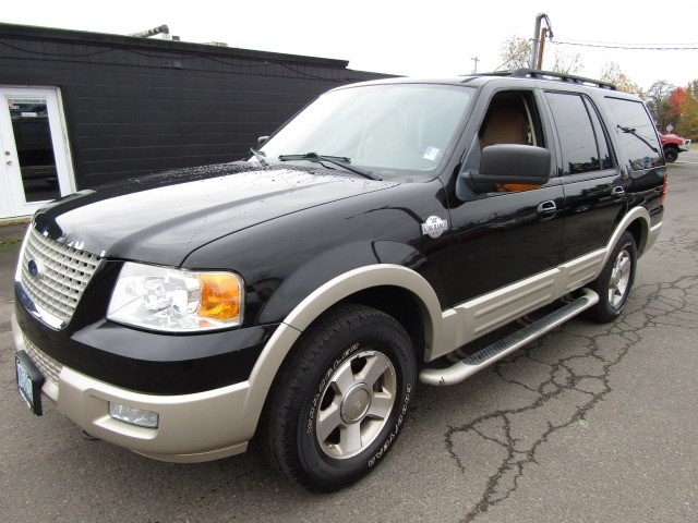 2006 ford expedition 4x4 king ranch black low miles clean. Black Bedroom Furniture Sets. Home Design Ideas