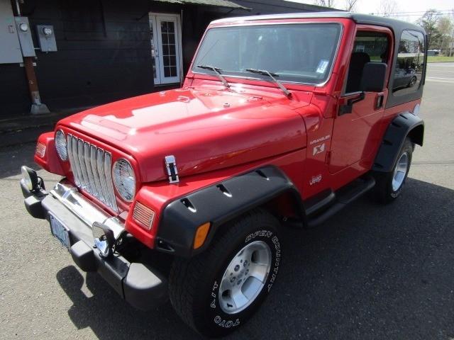2002 Jeep Wrangler