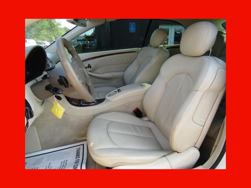 Mercedes-Benz CLK-Class 2009 price $9,477