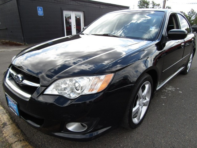 2008 Subaru Legacy Awd Limited Black 101k Extremely Clean Must See
