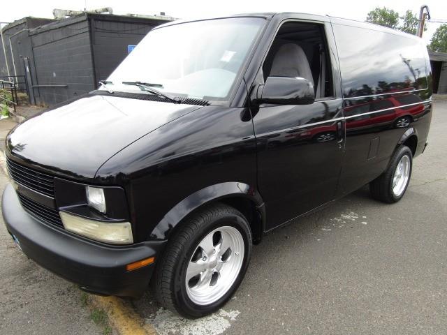 1997 Chevrolet Astro Cargo Van