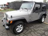 Jeep Wrangler TJ 2001
