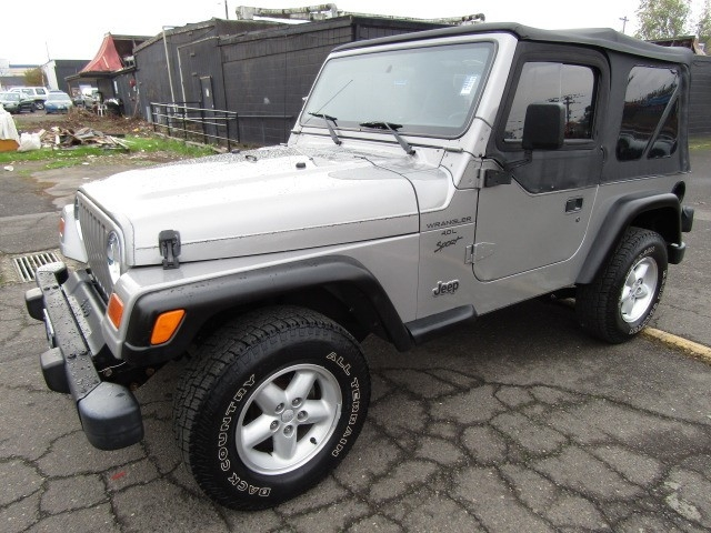 2001 Jeep Wrangler TJ