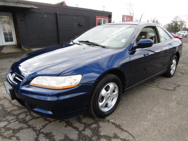 2001 Honda Accord Cpe
