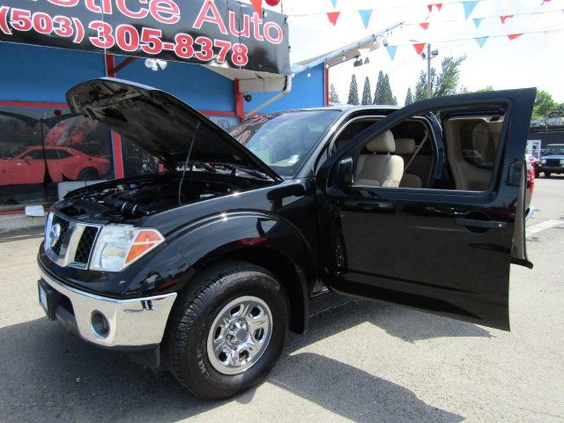 Nissan Frontier 2007 price $6,477