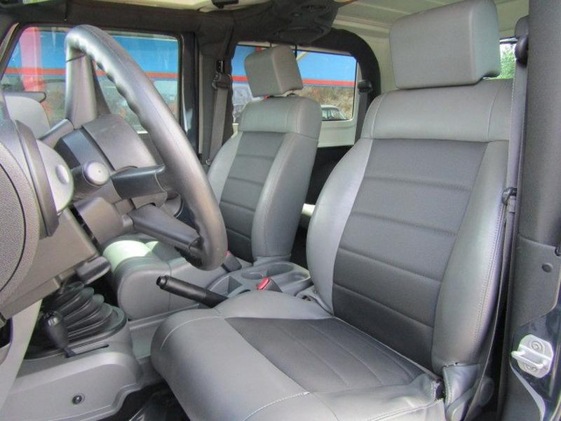 Jeep Wrangler 2008 price $15,977