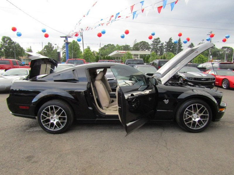 Ford Mustang 2009 price $6,977