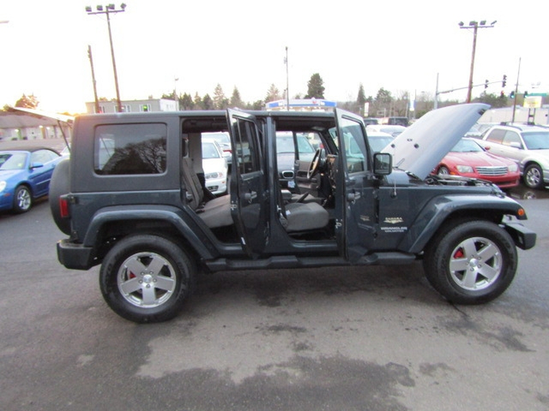 Jeep Wrangler 2008 price $12,977
