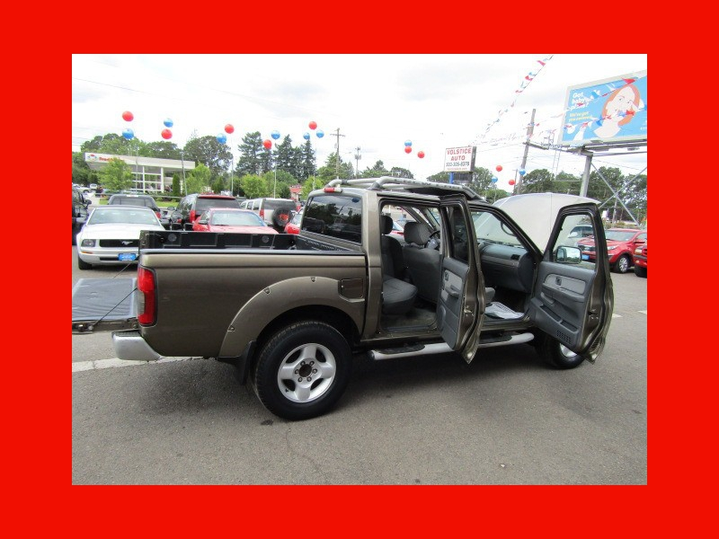 Nissan Frontier 2WD 2002 price $6,977