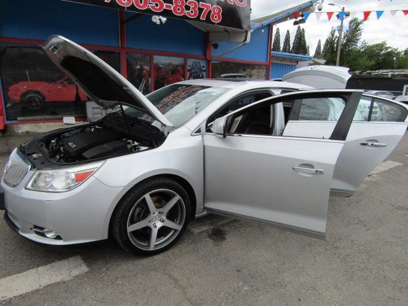Buick LaCrosse 2010 price $6,477