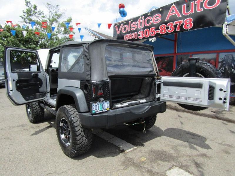 Jeep Wrangler 2007 price $14,977