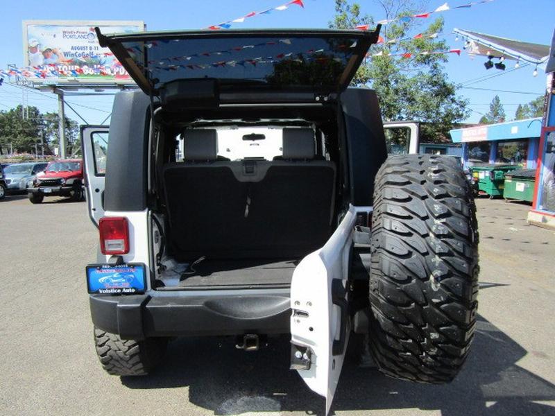 Jeep Wrangler 2008 price $14,477