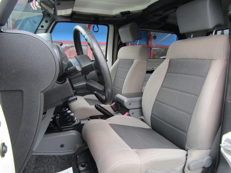 Jeep Wrangler 2008 price $15,477