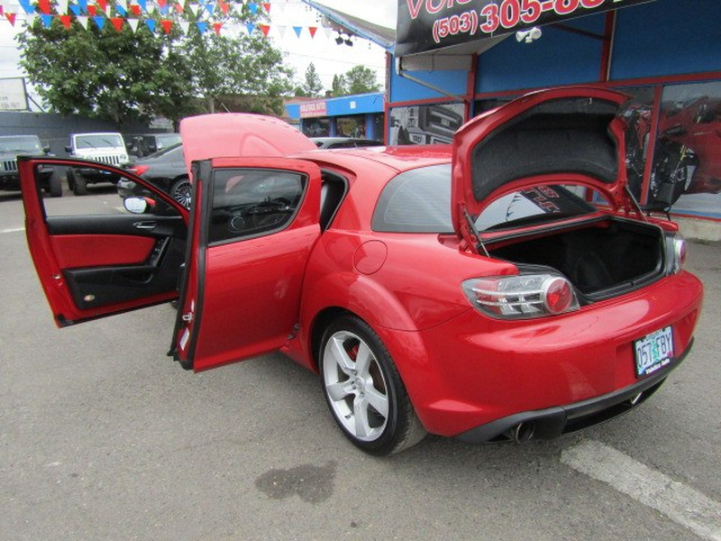 Mazda RX-8 2004 price $3,977