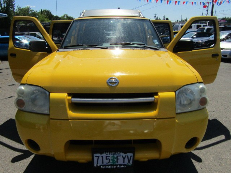 Nissan Frontier 4WD 2004 price $7,977