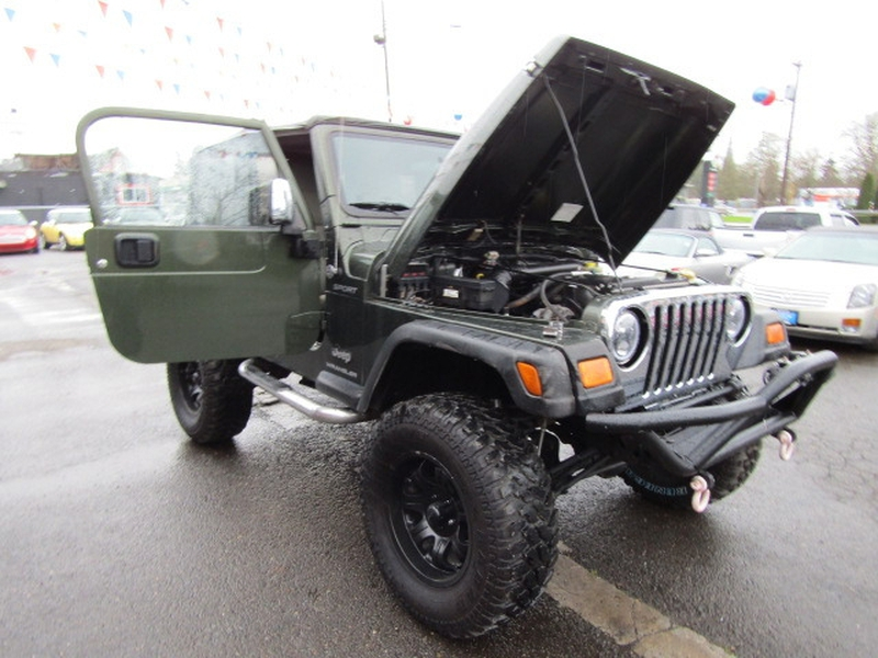 Jeep Wrangler 2006 price $8,977