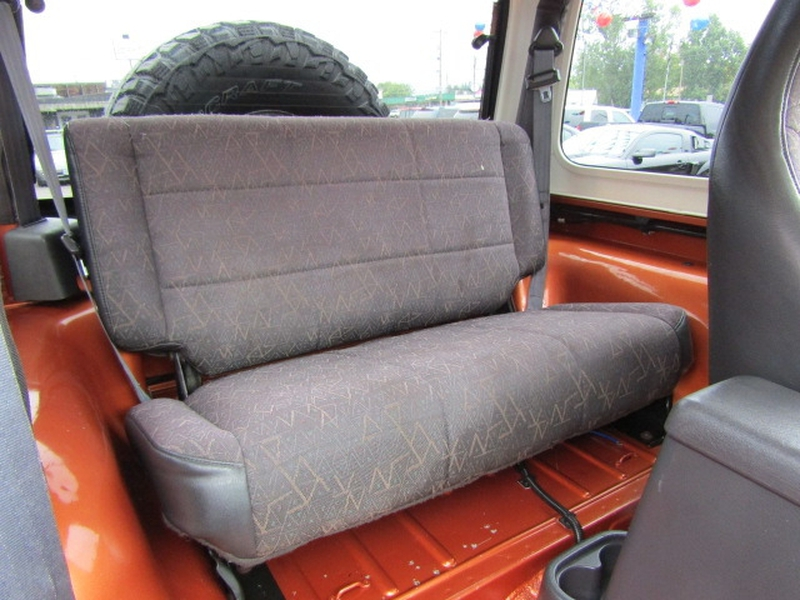 Jeep TJ 2001 price $12,477