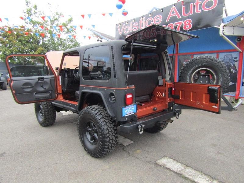 Jeep TJ 2001 price $12,977
