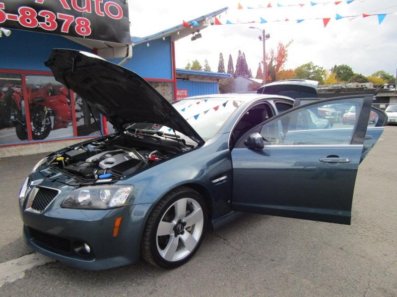 Pontiac G8 2009 price $15,977