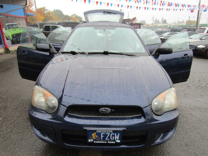 Subaru Impreza 2005 price $3,477