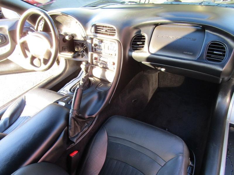 Chevrolet Corvette 1999 price $11,477