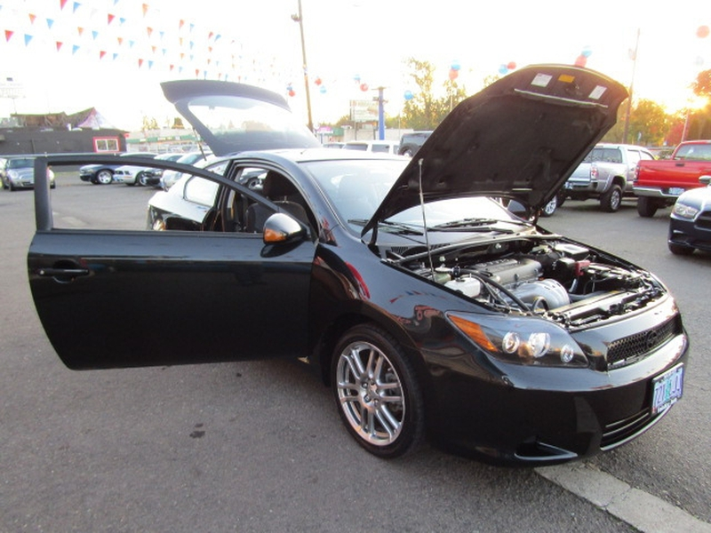 Scion tC 2008 price $5,977