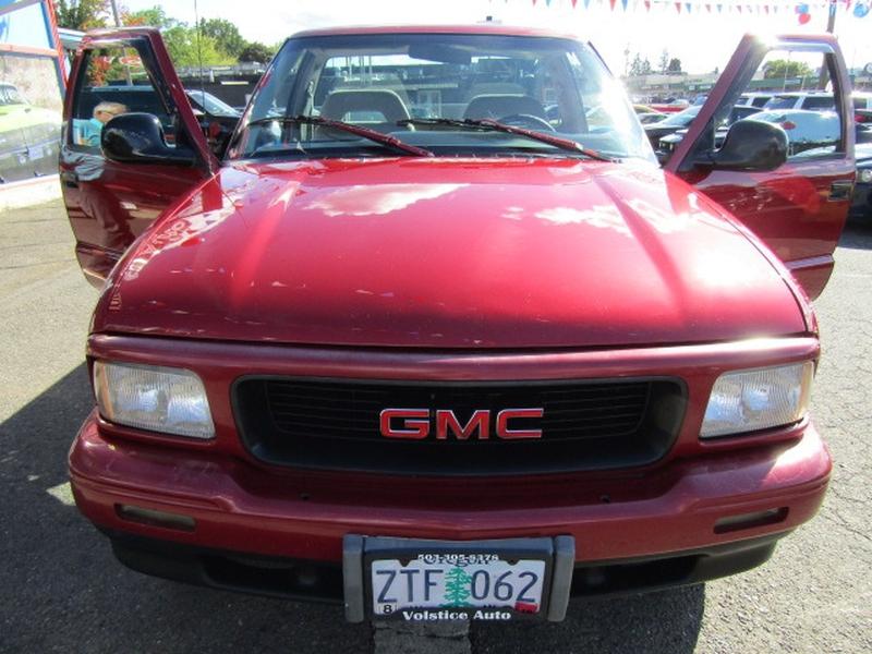 GMC SONOMA 1997 price $3,477
