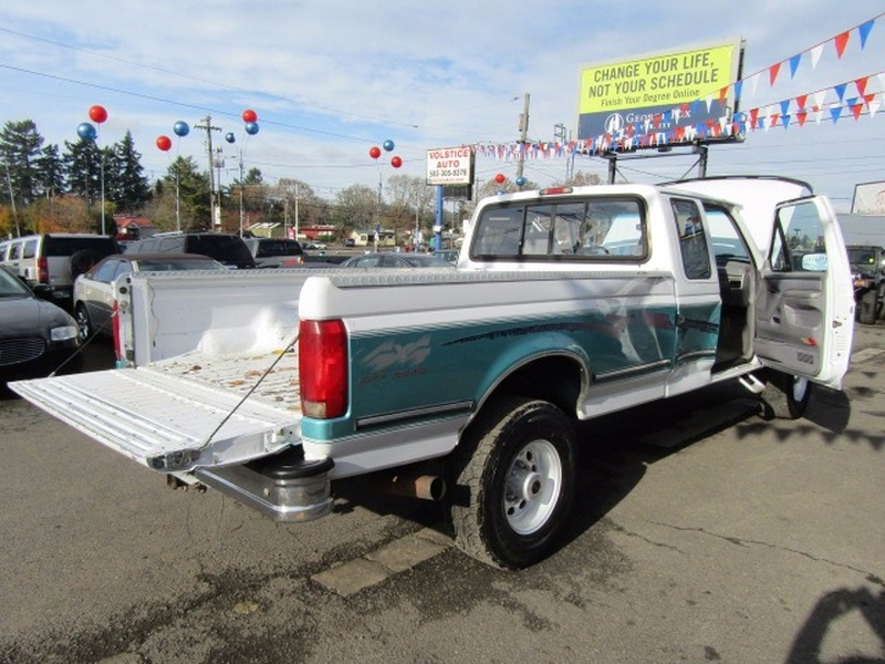 Ford F-250 1995 price $8,977