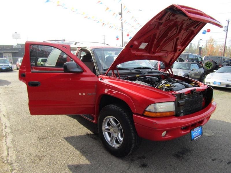Dodge Durango 2002 price $5,977