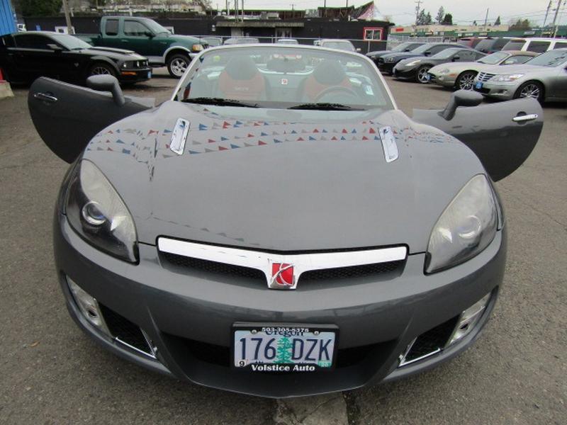 Saturn Sky 2008 price $9,977