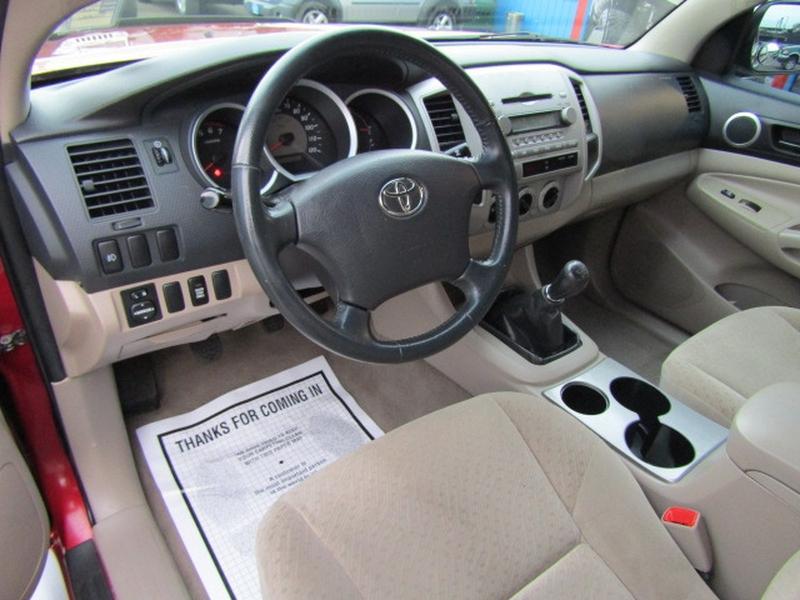 Toyota Tacoma 2008 price $17,977