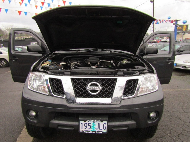 Nissan Frontier 2012 price $16,977
