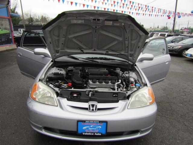 Honda Civic 2002 price $2,977