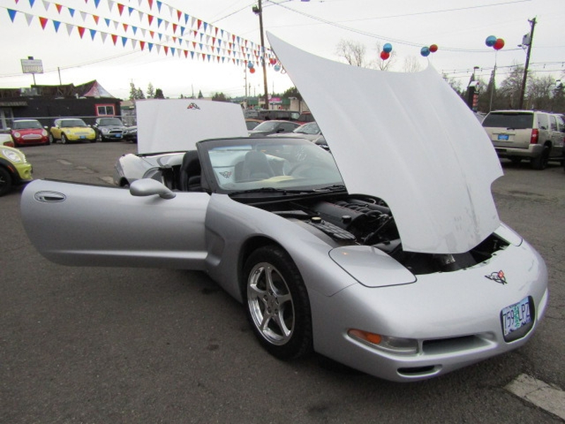 Chevrolet Corvette 1999 price $12,477