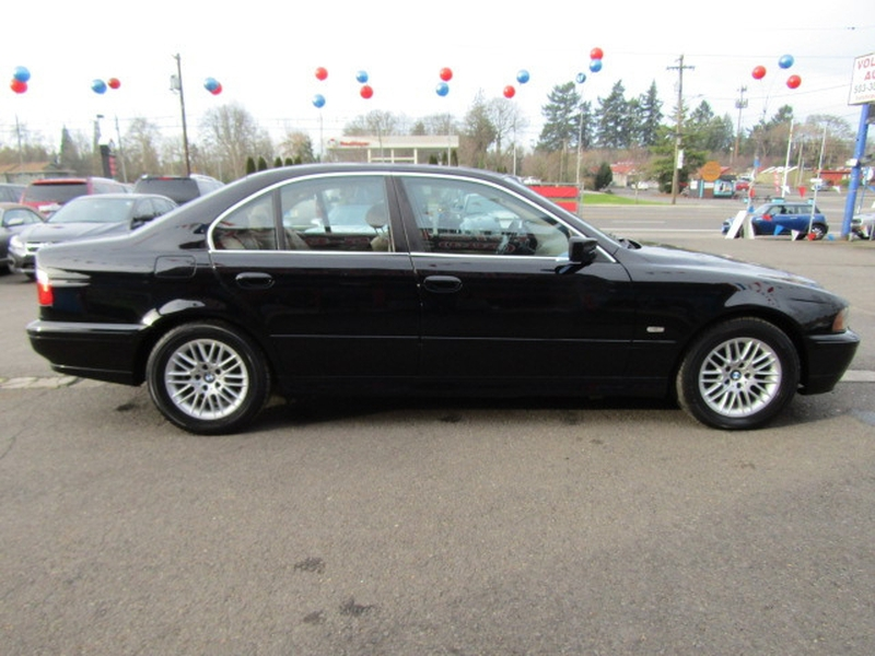 BMW 5-Series 2003 price $3,477