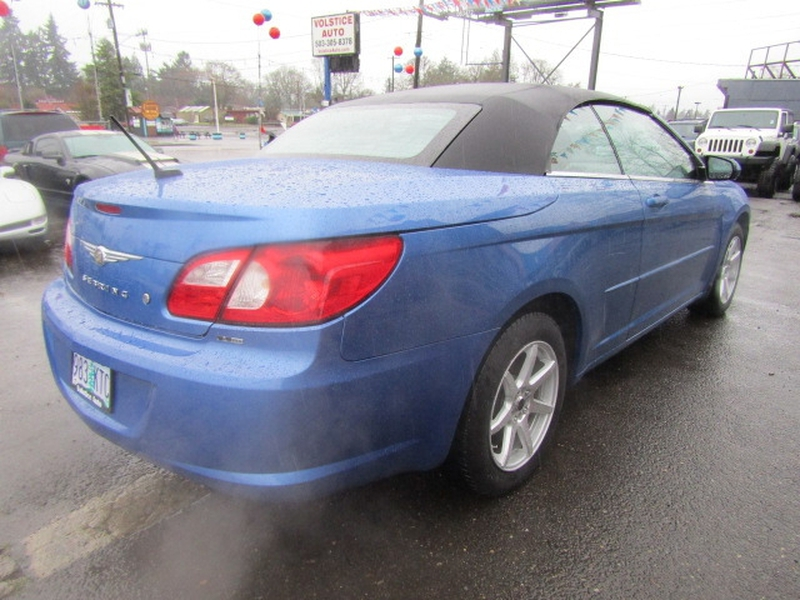 Chrysler Sebring 2008 price $0
