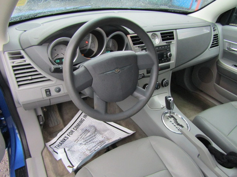 Chrysler Sebring 2008 price $4,977