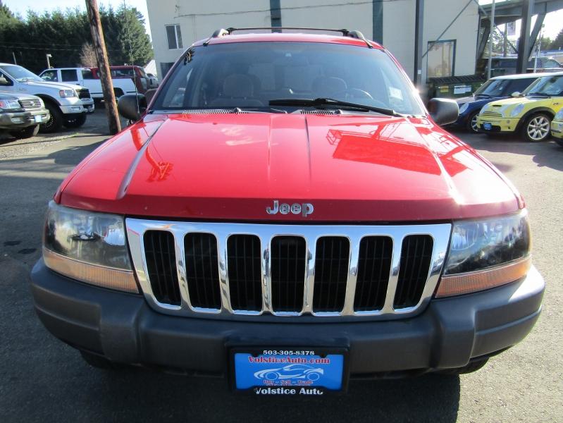 Jeep Grand Cherokee 2001 price $4,977