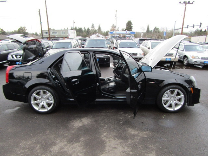 Cadillac CTS-V 2004 price $11,977