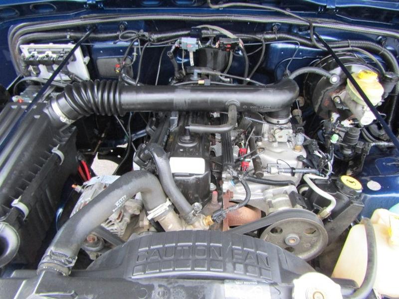 Jeep Wrangler 2004 price $10,977