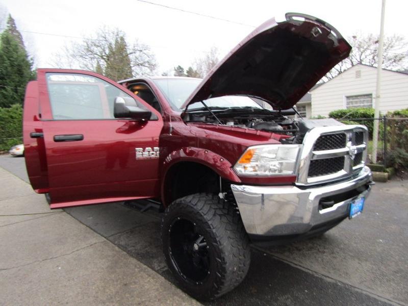 RAM 2500 2017 price $42,977